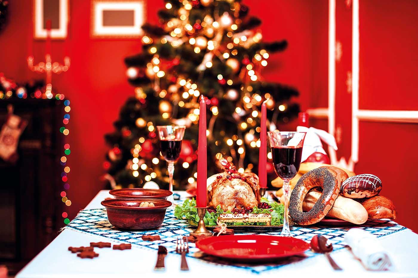 Ochutnávka vín na štědrovečerní stůl